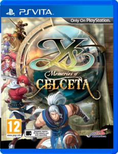 Ys: Memories of Celceta [ps vita]