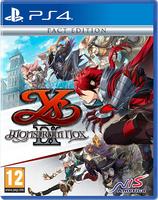 Ys IX: Monstrum Nox. Pact Edition [PS4]