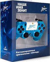Беспроводной джойстик DualShock 4 ФК Зенит «Северное Сияние» версия 2