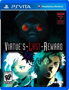 Zero Escape: Virtue`s Last Reward