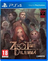 Zero Escape: Zero Time Delemma