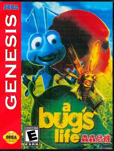 A Bug's Life [Sega Mega Drive]